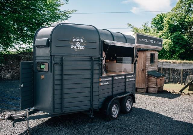 Food Truck Wedding Hire
