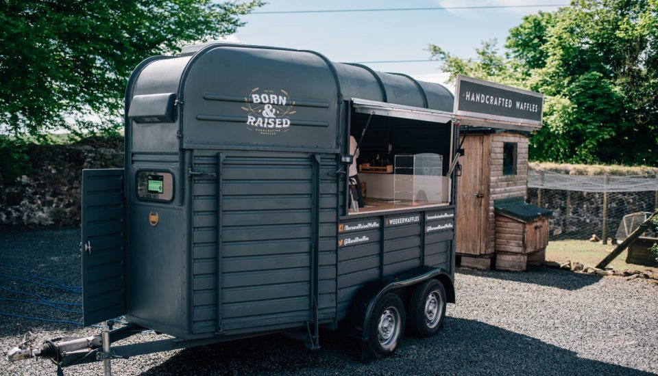 Food Truck Wedding Hire
